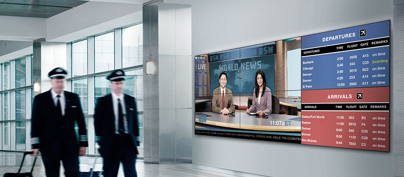 airport-thin-bezel-video-wall