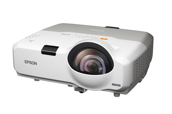 short-throw-classroom-projector