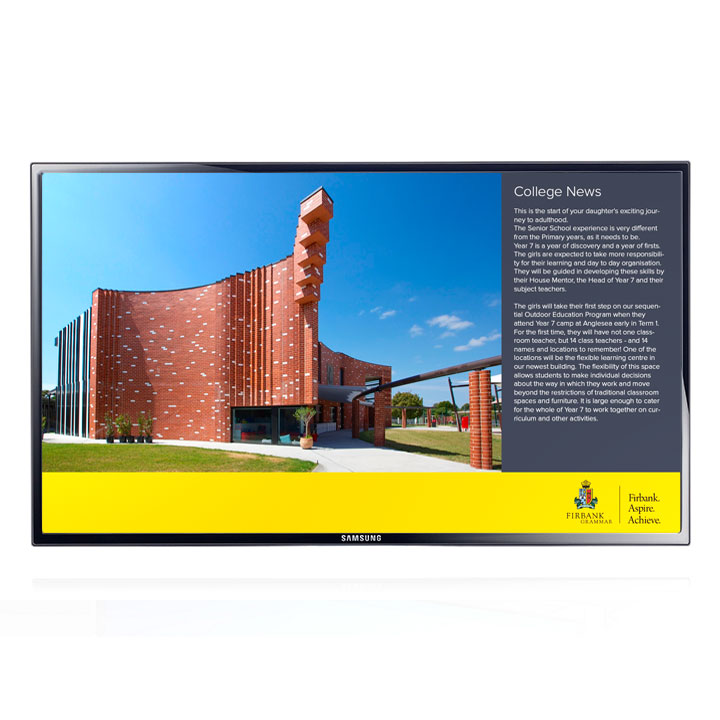 Digital-Signage-Education-Screen-Layout